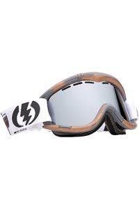 Electric EG1 Pat Moore Goggle inkl. Bonus Glas  (grey silver chrome)