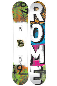 Rome Detail Rocker 149cm Snowboard 2011/12  girls