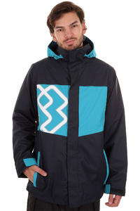 Special Blend Beacon Snowboard Jacke (blue me)