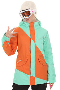 Special Blend Siryn Snowboard Jacke girls (mint julep clockwork)