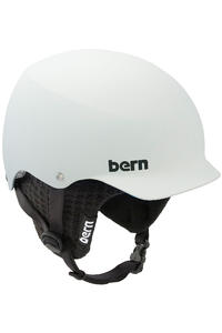 Bern Baker Snow-Helmet (matte white)