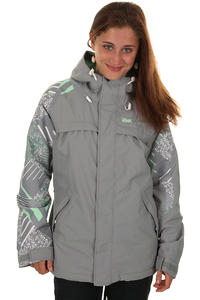 Vans Sedgewick Snowboard Jacket insulated  girls (steeple grey mille fleur)