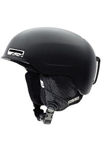 Smith Maze Snow-Helm (matte black)