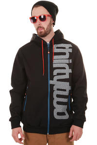 ThirtyTwo Dividens Snow Zip-Hoodie (black)