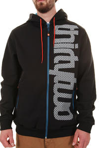 ThirtyTwo Dividens Snow Zip-Hoody (black)