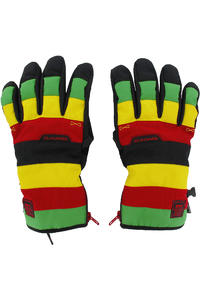 Dakine Omega Gloves (rasta)