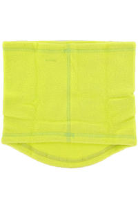Clast Fleece Neckwarmer (lime)