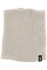 Clast Knitted Neckwarmer (light grey)