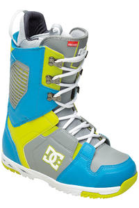 DC Ceptor Boot 2011/12  (blue yellow grey)