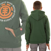 Element Elemental Hoodie kids (canteen green)