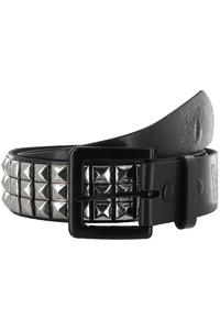 Vans Studded Leather Belt (black silver)