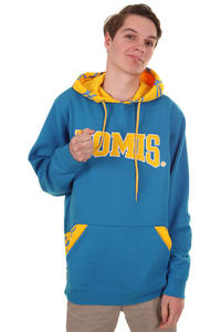 Nomis Simon Double Up Snow Hoody (bright blue)