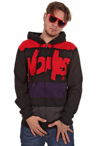 Nomis Tony Snow Zip-Hoodie (black)