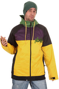Nomis Breaker Snowboard Jacke (yellow)