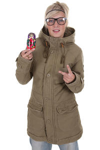 Forvert Fiss Jacke girls (olive)