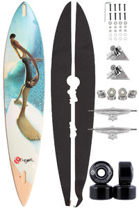 "Original Skateboards Pintail 43"" Longboard-Kit"