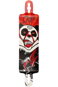 Rayne Demonseed 44&quot; (112cm) Longboard Deck