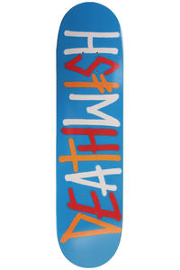 Deathwish Deathspray 7.75&quot; Deck (multi blue)