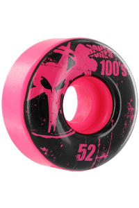Bones 100's-OG #11 52mm Wheel 4er Pack  (pink)