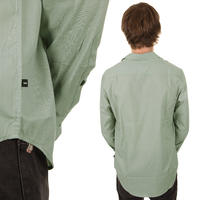 RVCA Republic Hemd (ewok green)