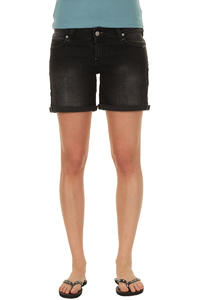 REELL GRL Denim Shorts girls (black denim)