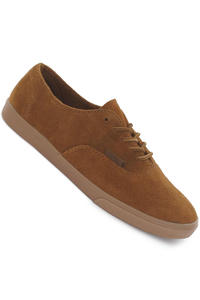 Vans Authentic Lo Pro Suede Shoe girls (brown gum)