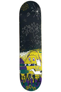 "Cleptomanicx Universe 7.75"" Deck (multi)"