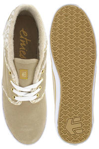 Etnies Caprice Mid LE Shoe girls (tan white)