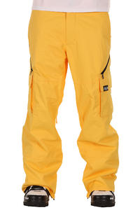 Analog Asset Snowboard Pant (corp yellow)