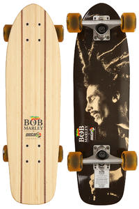 Sector 9 Babylon - Bob Marley Series 7.5&quot; x 26.5&quot; Cruiser (black)