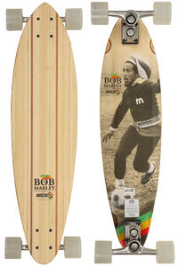 Sector 9 Player - Bob Marley Series 8.375&quot; x 32.5&quot; Cruiser