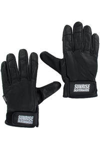 Sunrise Slide Hand Protection (black leather)