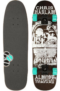 "Almost Haslam Viking 8.6"" x 31"" Cruiser"