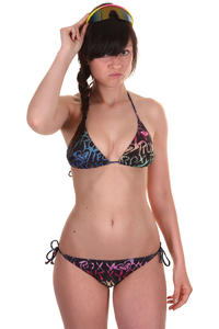 Roxy Tie Sides Bikini girls (jazzy)
