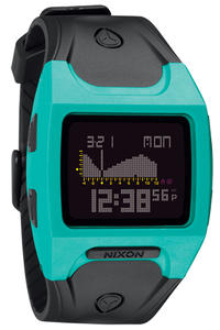 Nixon The Lodown Uhr (black teal)