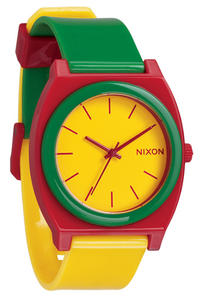 Nixon The Time Teller P Uhr (rasta)