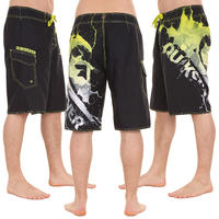 Quiksilver Big Machine Boardshorts (black)
