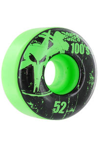 Bones 100's-OG #11 52mm Wheel 4er Pack  (green)