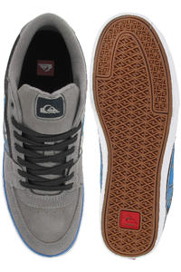 Quiksilver Route 3 Schuh (dark grey blue plaid)