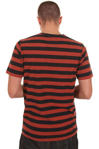 Vans Goddard T-Shirt (black heather red heather)