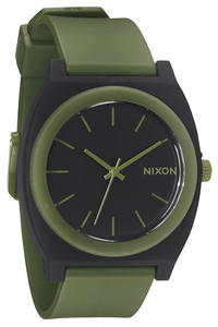 Nixon The Time Teller P Uhr (matte black surplus)