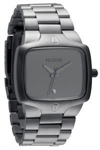 Nixon The Player Uhr (matte black matte gunmetal)
