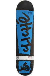 "Cliché Mark Series Carbonlight 7.5"" Deck (blue)"