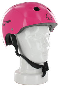 PRO-TEC Classic Skate Helm (gloss punk pink)