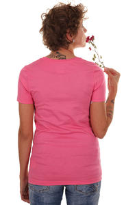 Vans Allegiance T-Shirt girls (shocking pink)