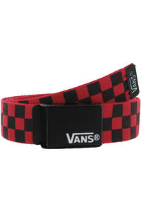 Vans Deppster Belt (brand red black)