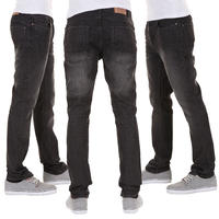 Etnies Slim Fit Jeans (destruct wash)