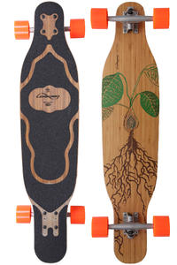 "Loaded Fattail 38"" (96cm) Komplett-Longboard"