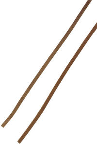 Globe Leather Bender Laces (brown)