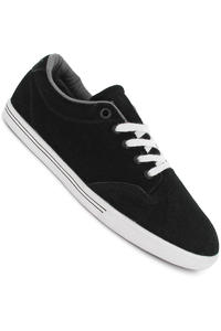 Globe Lighthouse Slim Suede Shoe (black white)